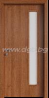 Интериорна врата Advanced, модел RW,остъклена